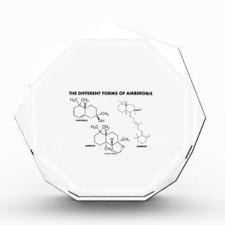 The Different Forms Of Ambergris (Molecules) Award