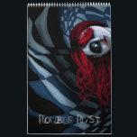 "The Digital Art of ROUBLE RUST Calendar<br><div class=""desc"">A Collection of my Art  &#169; ROUBLE RUST / Spyridoula Bleta</div>"