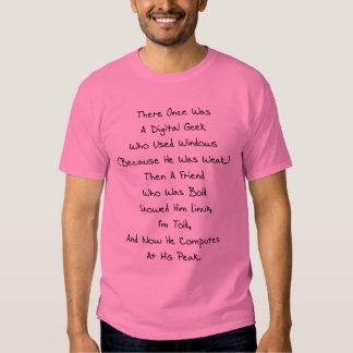 The Digital Geek T-Shirt