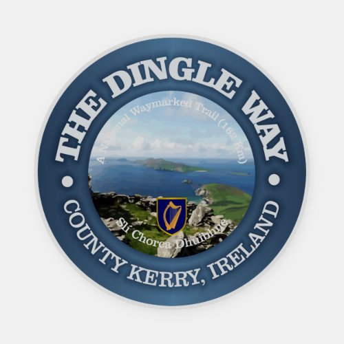 The Dingle Way Sticker