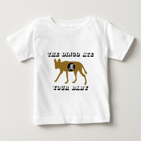 The Dingo Ate Your Baby Baby T-Shirt