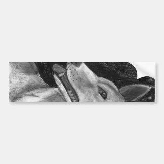 The Dingo Bumper Sticker