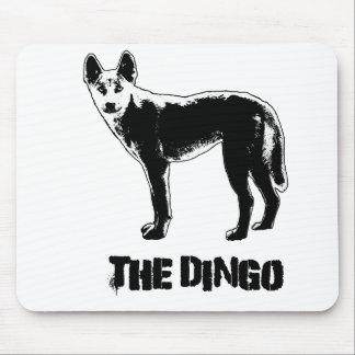 The Dingo Mouse Pad
