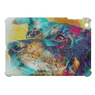 The Dingo wonderdog dreams Portrait iPad Mini Cases