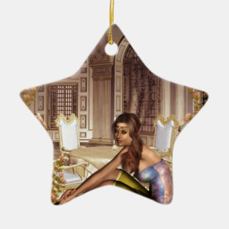 The Dining Room Ceramic Ornament