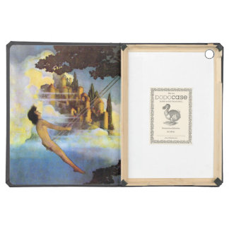 The Dinky Bird Vintage Maxfield Parrish iPad Air Cases