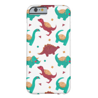 The Dinosaurs Pattern Barely There iPhone 6 Case