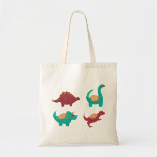 The Dinosaurs Tote Bag
