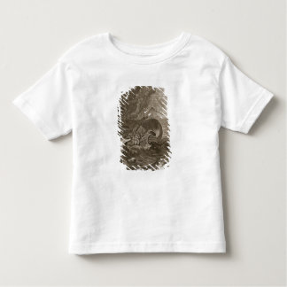 The Dioscuri Protect a Ship, 1731 (engraving) Toddler T-shirt