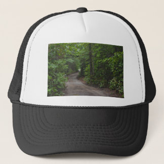The Dirt Road in summer Trucker Hat