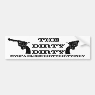 The Dirty Dirty Sticker