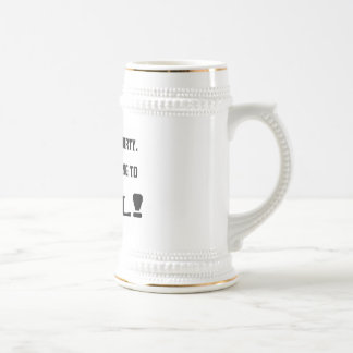 The dirty uniform mugs