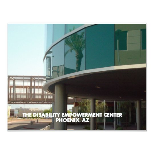 THE DISABILITY EMPOWERMENT CENTER PHOENIX AZ CARD