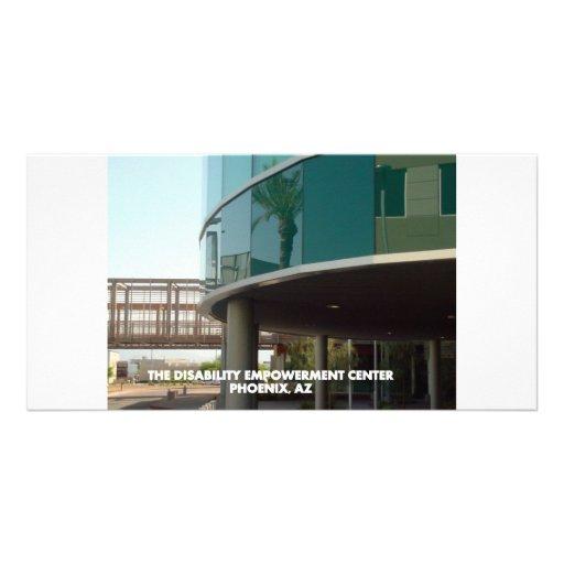 THE DISABILITY EMPOWERMENT CENTER PHOENIX AZ PICTURE CARD
