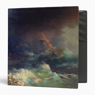 The Disaster of the Liner Ingermanland Binder