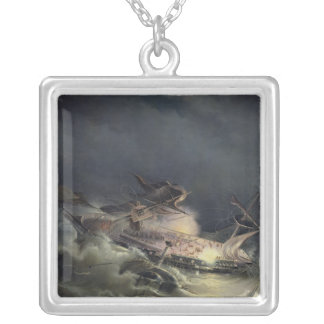 The disaster of the Liner Ingermanland Personalized Necklace