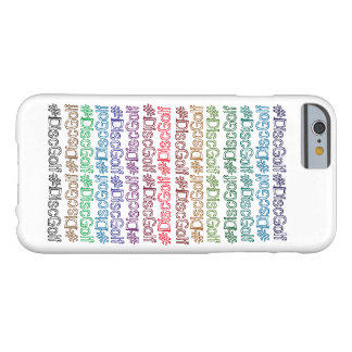 The #DiscGolf Iphone 6 & 6S cell phone case