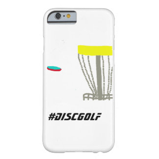 The #DiscGolf Iphone cell phone case