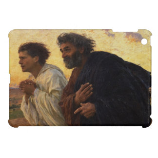 The Disciples Peter and John Running Case For The iPad Mini