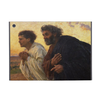 The Disciples Peter and John Running Cover For iPad Mini