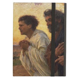 The Disciples Peter and John Running iPad Air Case