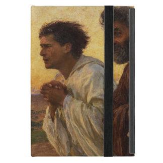 The Disciples Peter and John Running iPad Mini Cases