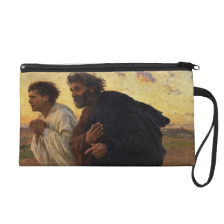 The Disciples Peter and John Running Wristlet