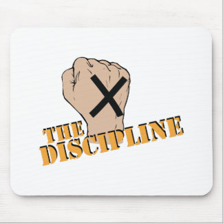 The Discipline Mouse Pad