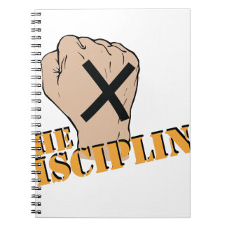 The Discipline Notebook