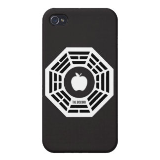 The Discord case for iPhone 4