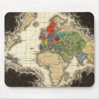 The Discovery of America 1498 AD Mouse Pad