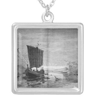 The Discovery of Greenland Custom Jewelry