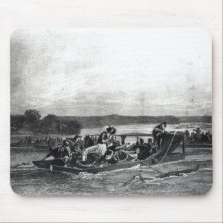 The Discovery of the Mississippi by de Soto Mouse Pad