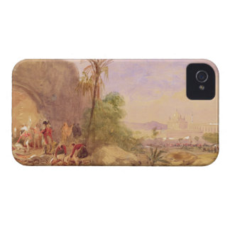 The discovery of Tipu's body at the Water Gate at iPhone 4 Case-Mate Case