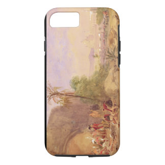 The discovery of Tipu's body at the Water Gate at iPhone 7 Case