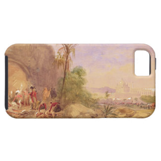 The discovery of Tipu's body at the Water Gate at iPhone SE/5/5s Case
