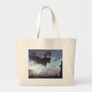 The Discovery Of Unscene Large Tote Bag