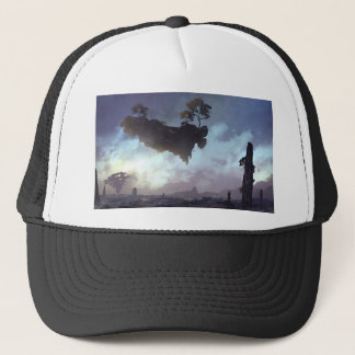 The Discovery Of Unscene Trucker Hat