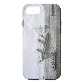 The Discovery on the Rocks in Queen Charlotte's So iPhone 7 Case