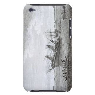 The Discovery on the Rocks in Queen Charlotte's So iPod Touch Case-Mate Case