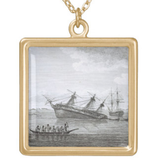 The Discovery on the Rocks in Queen Charlotte's So Personalized Necklace
