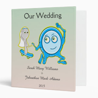 The Dish Ran Away With The Spoon Wedding Planner 3 Ring Binder