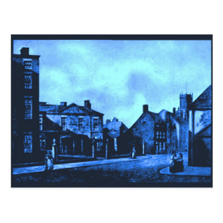 The Dispensary, Church Street, Liverpool, 1798 Postcard