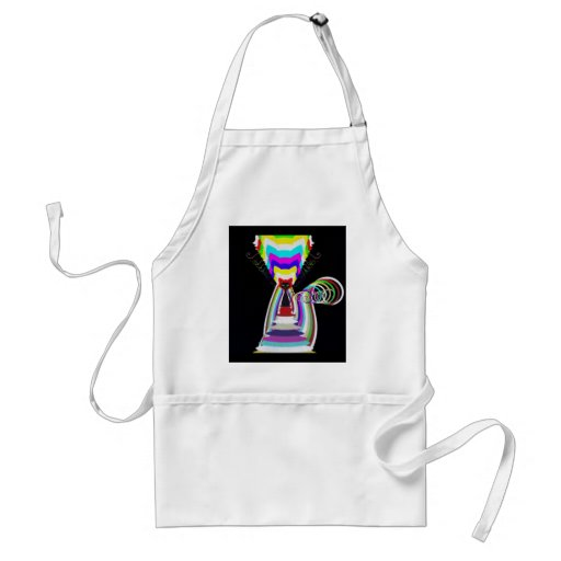 The Displacer Adult Apron