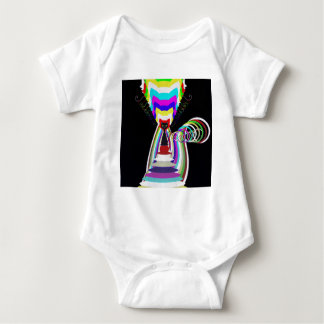 The Displacer Baby Bodysuit