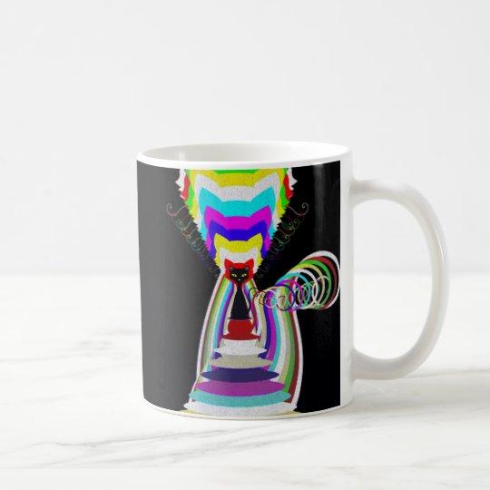 The Displacer Coffee Mug