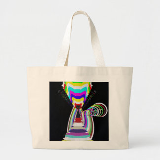 The Displacer Large Tote Bag