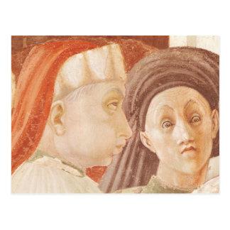 The Dispute of St. Stephen, 1433-34 Postcard