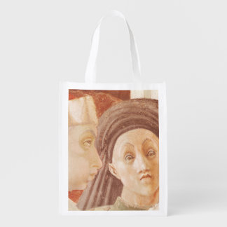 The Dispute of St. Stephen, 1433-34 Reusable Grocery Bag