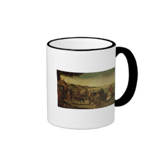 The Dispute over the Golden Baton Coffee Mugs